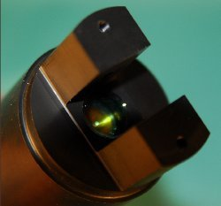 Seapoint Fluorescein Fluorometer Top View